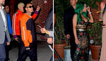 Blac Chyna & Tyga Reunite in New York City