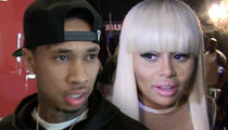 Tyga's Not Back with Blac Chyna After Chance Run-in in NYC
