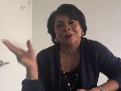 April Ryan Slams Omarosa Saying She Used Ghostwriter