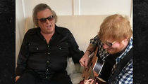 Ed Sheeran Busts Out 'Vincent' with Don McLean