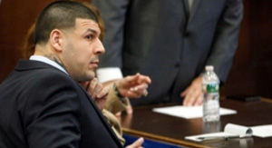 Here's What Aaron Hernandez Wrote In Suicide Notes To Lawyer, Family Members