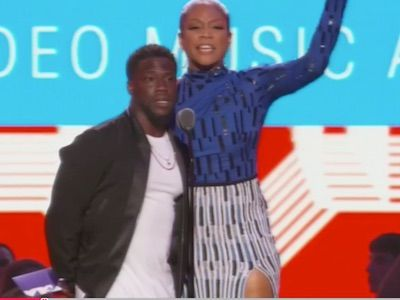 Tiffany Haddish & Kevin Hart BOMB at VMAs -- See How Viewers Are ROASTING the Comedians