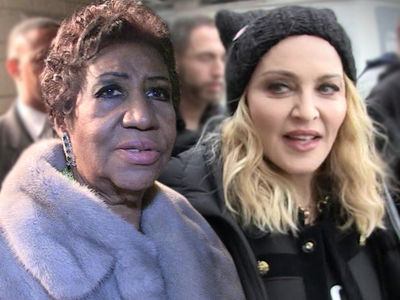 Aretha Franklin's Family Not Upset Over Madonna's Flubbed VMAs Tribute