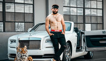 Baker Mayfield's An Underwear Model Now!