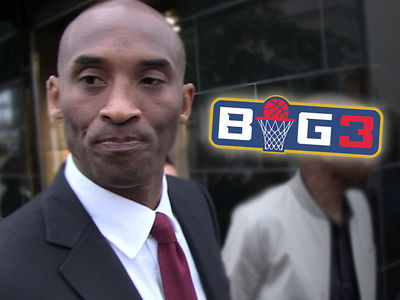 Kobe Bryant is 100% NOT Playing In BIG3, Rep Says