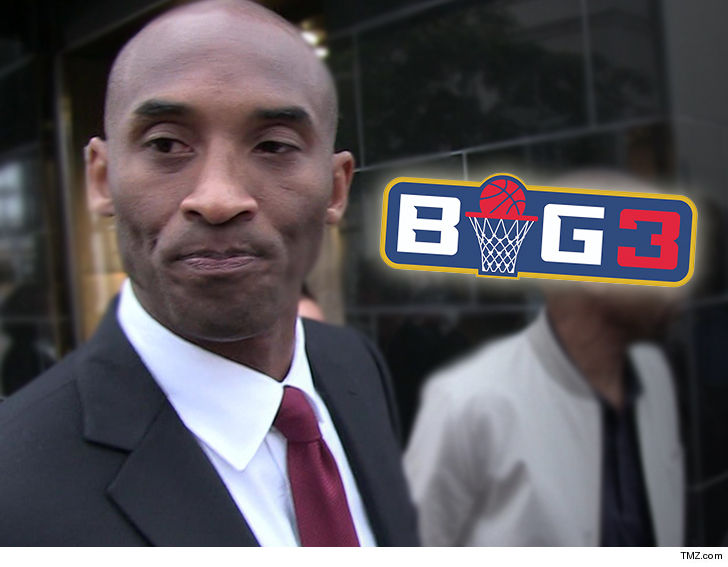 Kobe Bryant is 100% NOT Playing In BIG3 1a9f68dc7