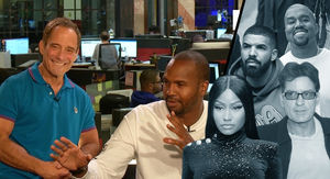 TMZ Live: Nicki Minaj: On the Warpath over Album Sales