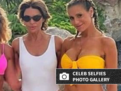 Denise Richards Spotted with 'RHOBH' Cast -- See Her AMAZING Bikini Bod!