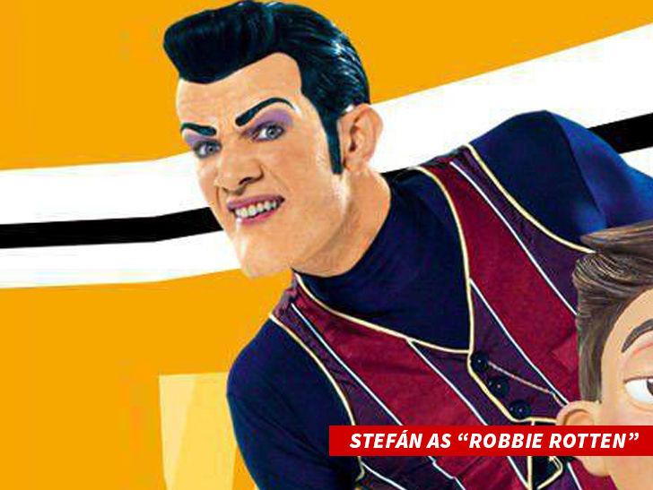 Lazytown Robbie Rotten Actor Stefan Karl Stefansson Dies