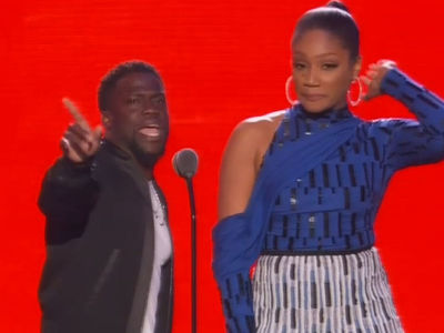Kevin Hart Rips Trump, NFL at MTV VMAs