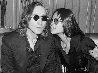 John Lennon's Girlfriend May Pang 'Memba Her?!