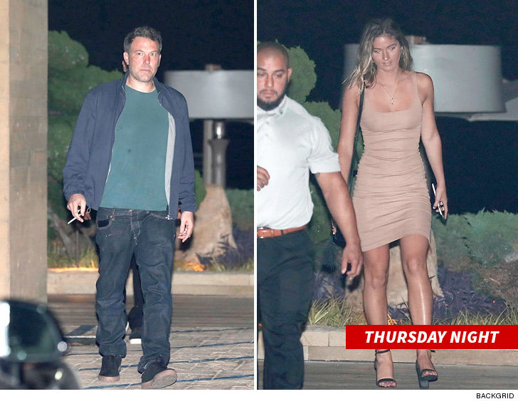 Ben Affleck checks into rehab after Jennifer Garner intervenes