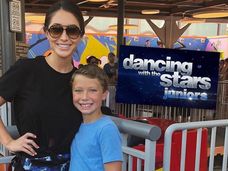 Bristol Palin's Son, Tripp, Getting in Showbiz with 'DWTS: Juniors'