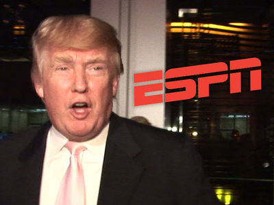 Trump Starts Petition for 'Spineless' ESPN to Play Anthem On 'MNF'