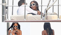 Naomi Campbell Shows Off Bikini Bod for David Blaine on Luxury Yacht