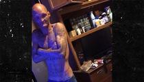 Ex-UFC Fighter Dean Lister Pulls Gun On Home Intruder In Crazy Standoff