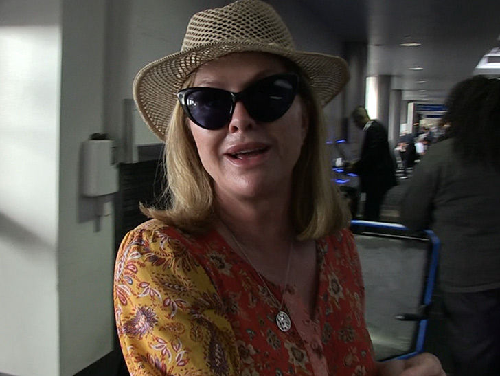 Kathy Hilton Paris is Too Busy To Get Married Right Now