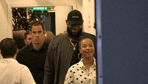 LeBron James and Savannah Have Maybach Date Night In Bev Hills