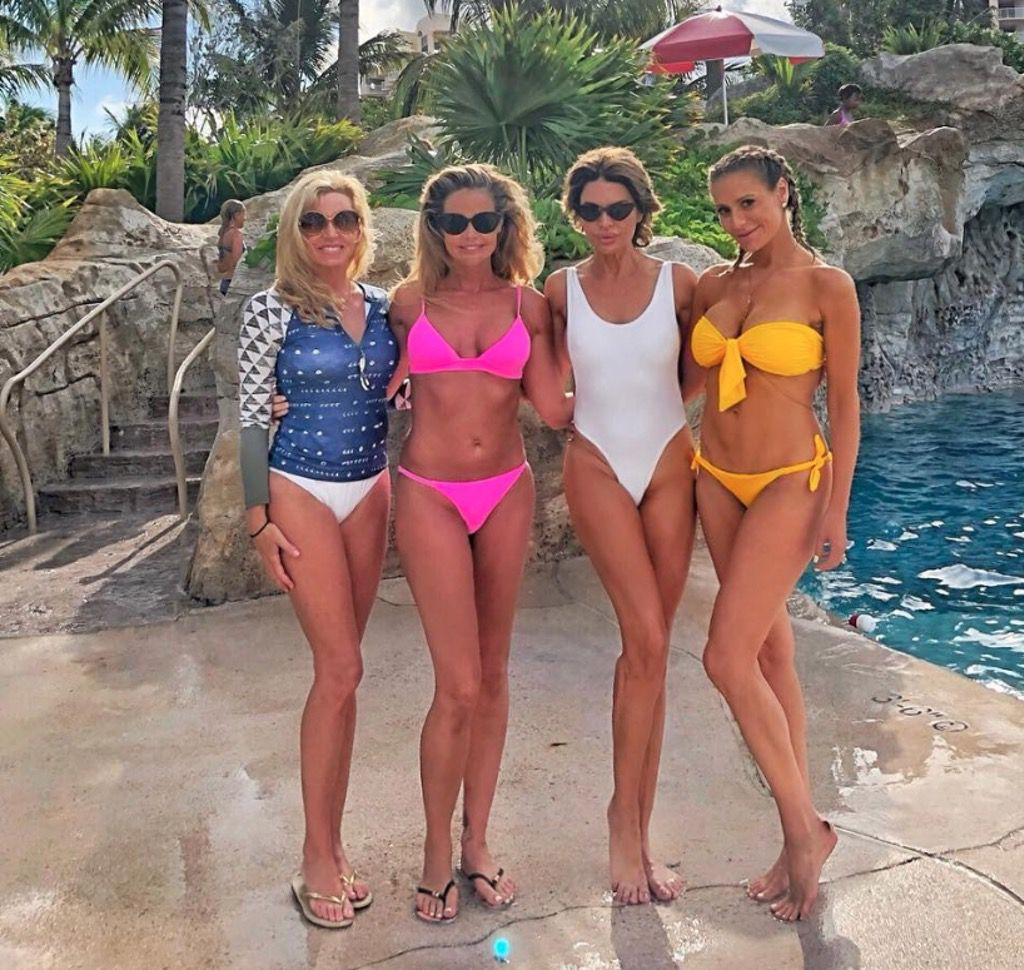 'Real Housewives Of Beverly Hills' Bahamas Girls Trip