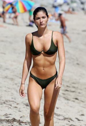 Shauna Sexton's Malibu Beach Day