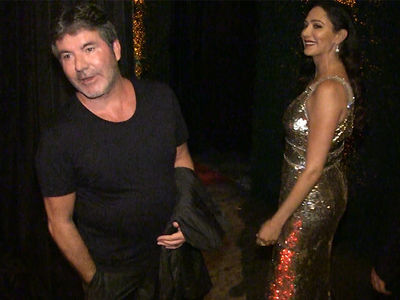 Simon Cowell Celebrates Hollywood Walk of Fame Star & 'AGT' Extension