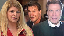 Kirstie Alley Says She Wanted to Marry John Travolta