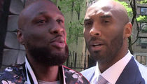 Lamar Odom Praises Kobe, You Stuck with Me In 'Dark Times'