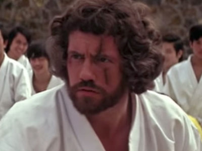 O'Hara in 'Enter the Dragon' 'Memba Him?!
