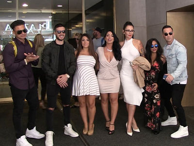 'Jersey Shore' Cast says 'The Hills' Reboot's No Competition
