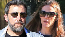 Ben Affleck and Jennifer Garner Have Settled Their Divorce Case