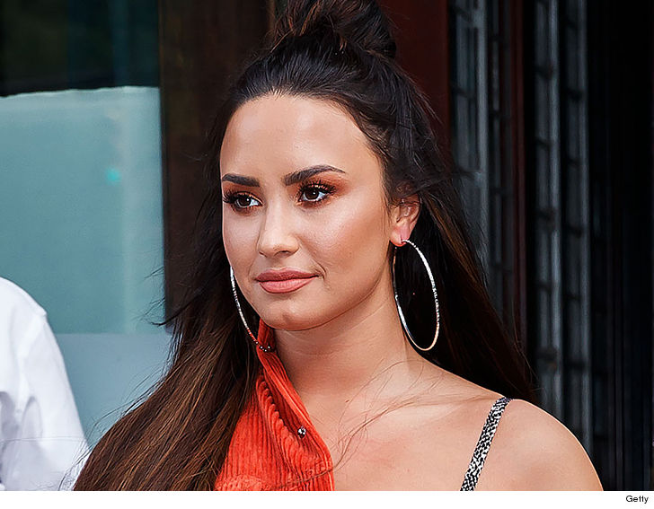 Demi Lovato's Home Targeted by Burglars After Rehab Announcement
