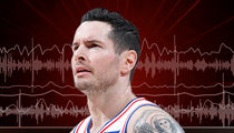 J.J. Redick Says 'Donald Trump-Level Pettiness' Broke Up Clippers