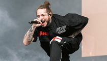 Post Malone Rocks Out in England at First Show Since Plane Emergency