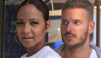 Christina Milian & M. Pokora Hit By Burglars