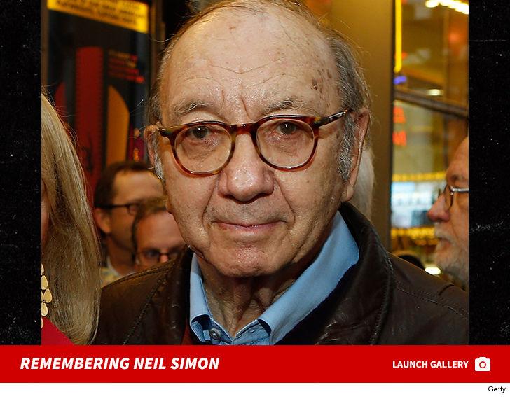 Neil Simon Dead at 91