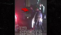 Nick Young New Arrest Video, 'Am I Resisting!?'