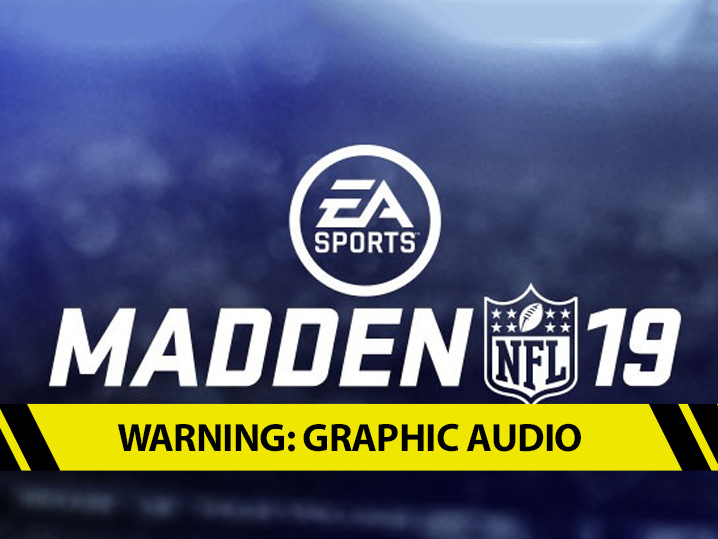 'Madden NFL 19' Livestream Tournament Shot Up in Jacksonville, FL