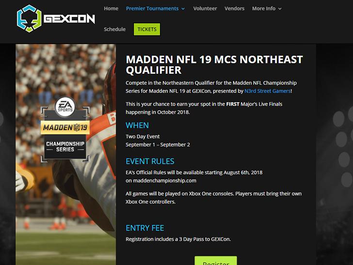 Madden NFL 19 Tournament in Virginia Beefs Up Security, Bans Guns