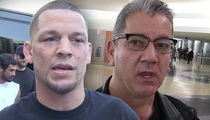 Nate Diaz to UFC, 'I Bow Down to No One'