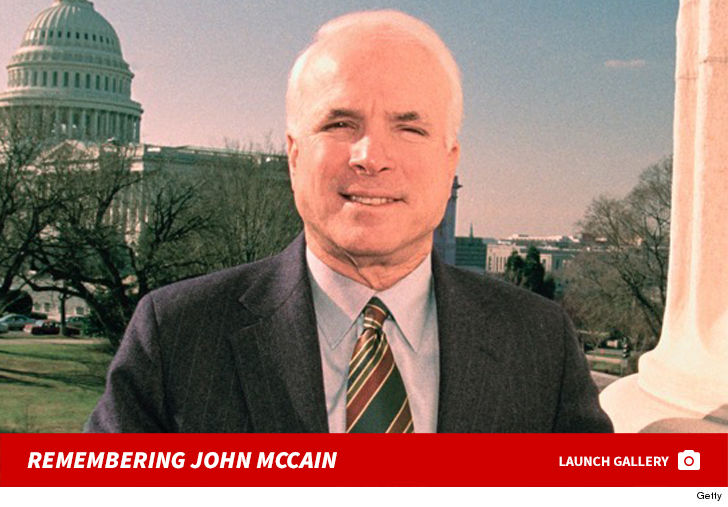 John McCains Final Words and Parting Shot at Trump