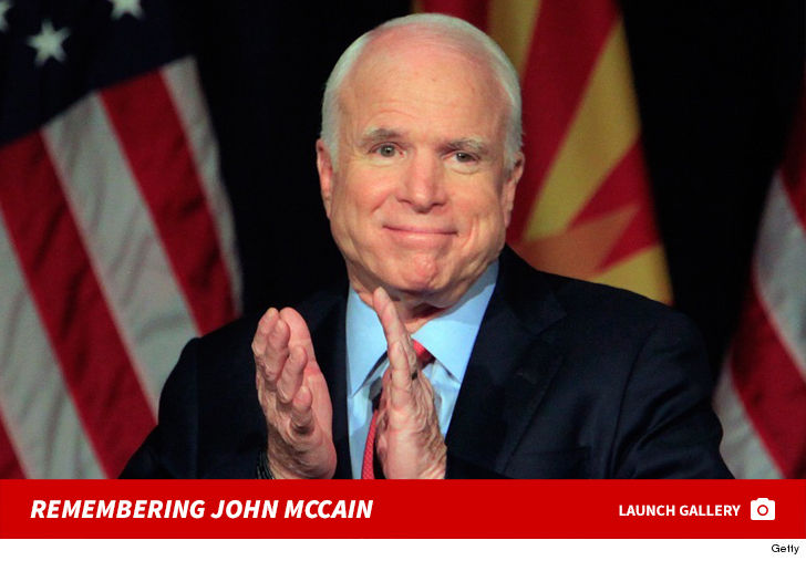 Sen. John McCain Funeral, Eulogized by Barack Obama, George W. Bush (LIVE STREAM)