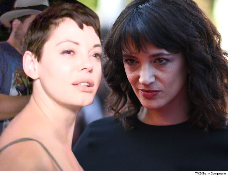 Asia Argento axed from 'X Factor Italy' after sexual assault allegations