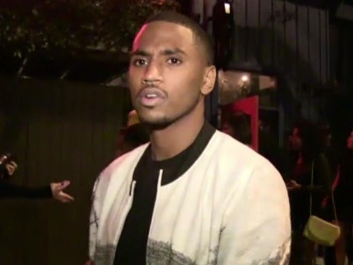 Trey Songz is not in the clear yet for an alleged attack on a woman back in February ... she's now suing the singer.