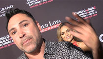 Oscar De La Hoya Says He'd Have KO'd Mayweather If They Fought Younger