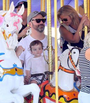 Jimmy Kimmel -- Daddy Duty In Disneyland