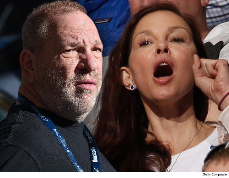 Harvey Weinstein Wants Ashley Judd's Lawsuit Dismissed, Says She Has No Proof
