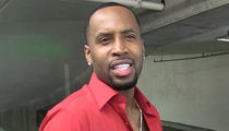 Safaree's Anaconda Lands Him Million-Dollar Deal with Sex Toy Maker