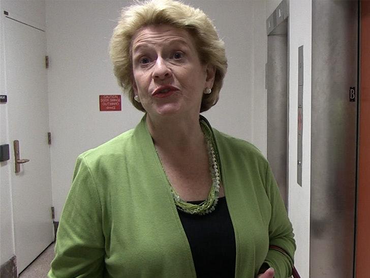 Senator Debbie Stabenow Pulling Double Duty For Aretha Franklin, John McCain Services