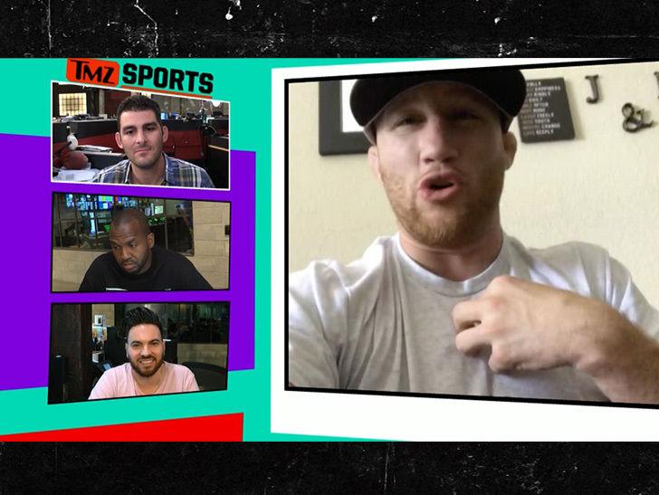 Justin Gaethje Says James Vick KO Was 'Most Terrifying Night Of His Life'