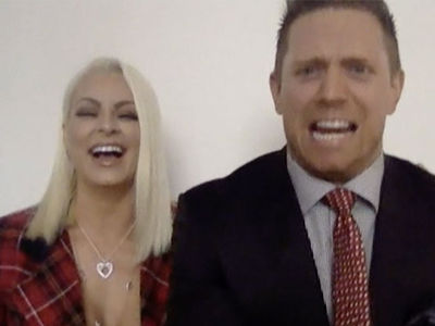 The Miz On Maryse's WWE Comeback 5 Months After Baby, 'She's Hardcore'